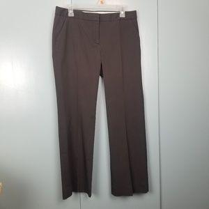 J.Crew dark gray pants size 8 -P1